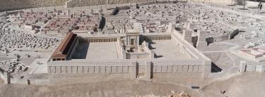 Jerusalem Modell
