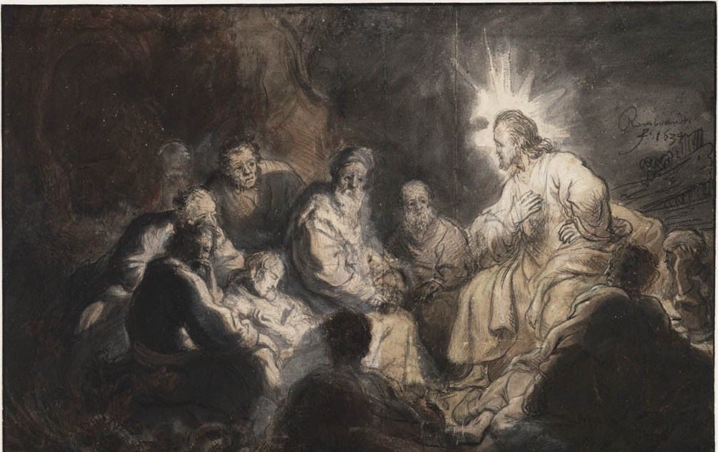 Jesus und Jünger2