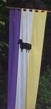 Fahne schwarzes Schaf
